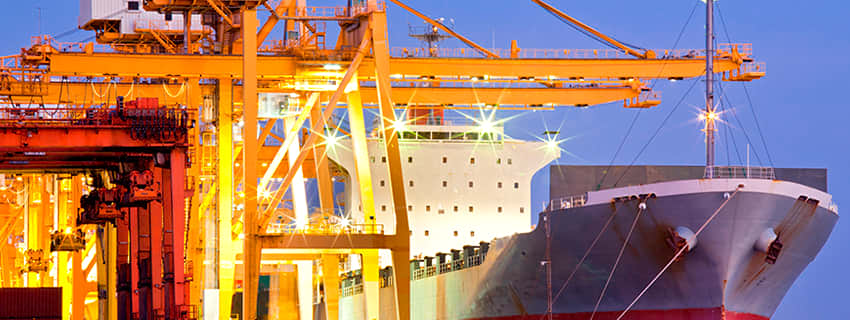 Ocean Freight - Import Export Agent in India